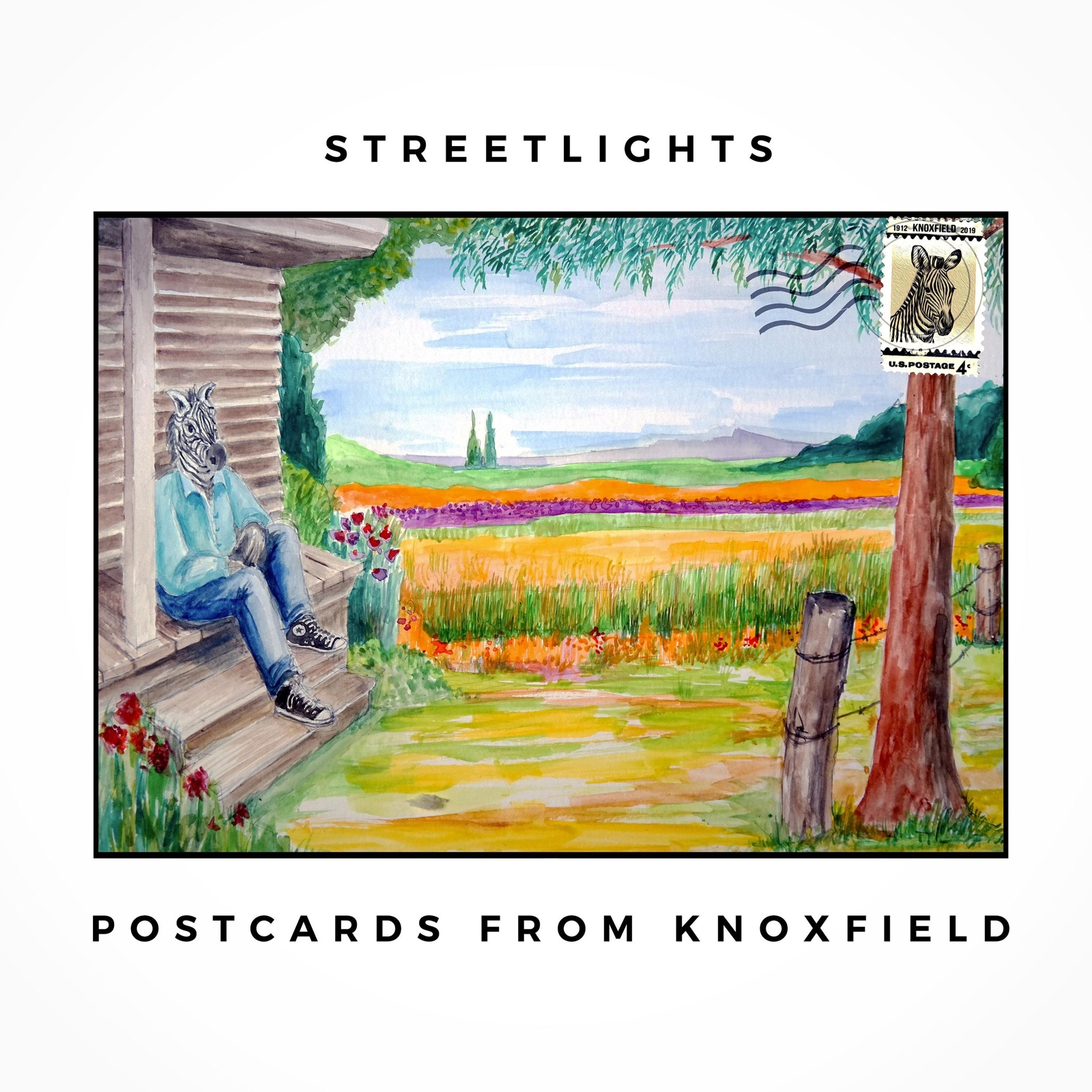 Streetlights (Postcards from Knoxfield)