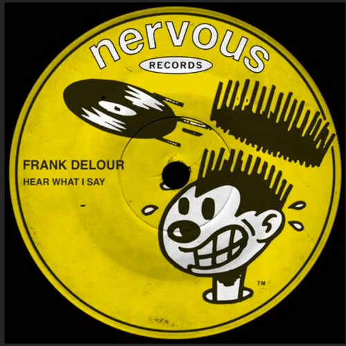 Frank Delour - Hear What I Say