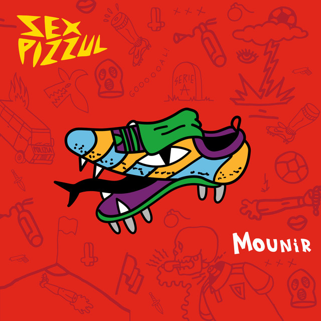 Sex Pizzul - Mounir (Mounir)